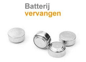 horloge batterij